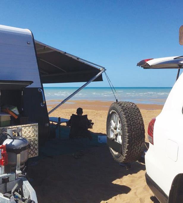 Caravan Beach Goop