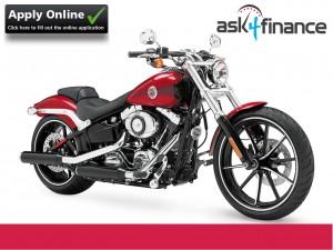HARLEY-DAVIDSON MOTOR COMPANY 2013 BREAKOUT MOTORCYCLE